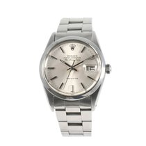Rolex Air King Date Acero 33mm Gris
