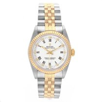 Rolex Oyster Perpetual 31 Gold/Steel 31mm White Roman numerals United States of America, Georgia, Atlanta
