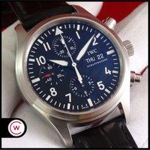 IWC Pilot Chronograph IW371701 2011 usados