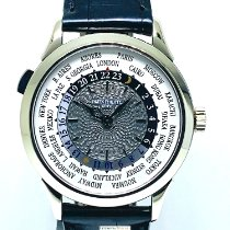 Patek Philippe World Time White gold United Kingdom, London