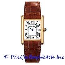 Cartier Tank Louis Cartier new Quartz Watch with original box and original papers W1529756
