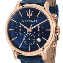 Maserati Steel 42mm Quartz R8871618007 new