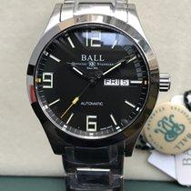 Ball Engineer III Acero 40mm Negro Árabes