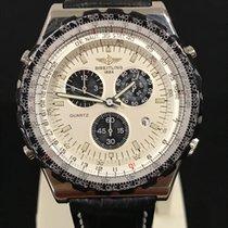 Breitling Jupiter Pilot Acero 42mm Negro Sin cifras