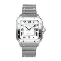 Cartier Santos (submodel) WSSA0009 pre-owned