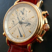 Paul Picot Atelier Technicum Rose Gold 18K Chronometer...