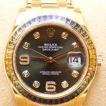 Rolex Pearlmaster Yellow gold 39mm