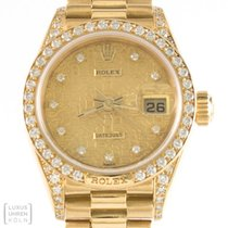 Rolex Lady-Datejust 26mm Gelbgold