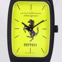 Orfina Ferrari Yellow Dial black Klassiker gelb Sammler selten...