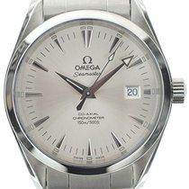 Omega Seamaster Aqua Terra Co-Axial 39 mm 07/2005 art. Om323
