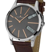 Jacques Lemans 1-1813D London Herren 46mm 5ATM