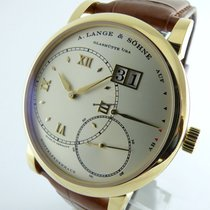 A. Lange & Söhne Yellow gold 41mm Manual winding 115.022 pre-owned