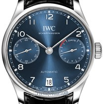 IWC iw500710 Steel 2021 Portuguese Automatic 42.3mm new United States of America, New York, Airmont