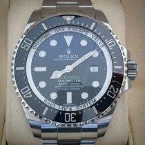 Rolex Sea-Dweller Deepsea Blue 116660 (2016)- GARANTIE ROLEX 2022