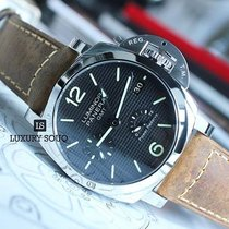 Panerai Luminor 1950 3 Days GMT Power Reserve Automatic PAM 00537 nuevo