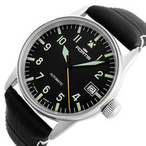 Fortis FLIEGER AUTOMATIK ETA 2824-2 LUMINOUS MEDIUM DATE...