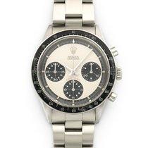Rolex Steel Daytona Cosmograph Paul Newman Watch Ref. 6264