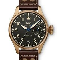 IWC Big Pilot Bronze Black Arabic numerals United States of America, Florida, Hollywood