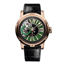 Louis Moinet Metropolis Magic Green