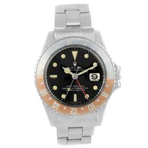 Rolex GMT-Master 1675 1964 pre-owned