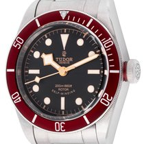 Tudor : Heritage Black Bay :  79220R :  Stainless Steel