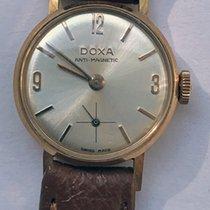 Doxa Doxa Yellow gold 20mm pre-owned