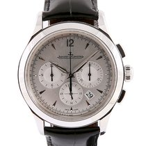 Jaeger-LeCoultre Steel 40mm Automatic Q1538420 pre-owned UAE, Dubai