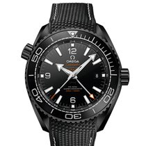 Omega Seamaster Planet Ocean Céramique 45.5mm Noir Arabes France, Paris
