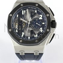 Audemars Piguet Royal Oak Offshore Tourbillon Chronograph new 44mm Platinum