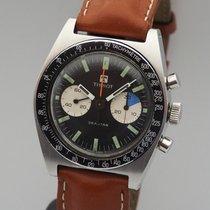 Tissot Chronograph 36mm Handaufzug 1965 gebraucht
