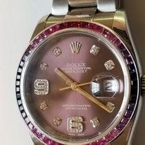 Rolex Datejust Zeljezo 36mm