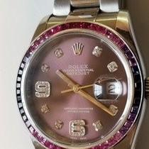 Rolex Datejust Acero 36mm