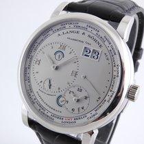 A. Lange & Söhne Platinum 41mm Manual winding 116.025 new