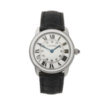 Cartier Ronde Croisière de Cartier Steel 29mm White Roman numerals United Kingdom, Bishop's Stortford