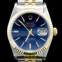 Rolex 16233 Goud/Staal Datejust 36mm tweedehands
