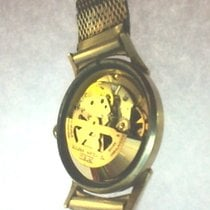 Bulova Sea King Yellow gold 30.95mm Champagne No numerals