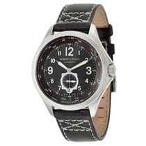 Hamilton Khaki Aviation Steel 42mm Black Arabic numerals
