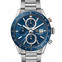 TAG Heuer Carrera Calibre 16 new 2019 Automatic Chronograph Watch only CBM2112.BA0651
