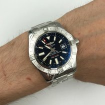Breitling Avenger II GMT new 2019 Automatic Watch with original box and original papers A3239011/BC35-170A