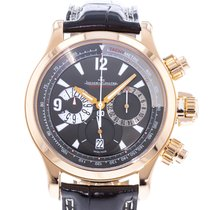 Jaeger-LeCoultre Master Compressor Chronograph Rose gold 41.5mm Brown United States of America, Georgia, Atlanta