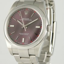 Rolex Oyster Perpetual 39 Steel 39mm