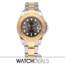 Rolex Yacht-Master nieuw 2011 Automatisch Horloge met originele doos en originele papieren 168623
