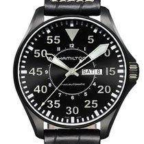 Hamilton Khaki Pilot new Automatic Watch with original box and original papers H64785835