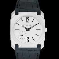 Bulgari Steel Automatic Silver 40mm new Octo