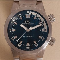IWC Aquatimer Automatic pre-owned 42mm Date Steel