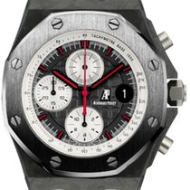 Audemars Piguet Royal Oak Offshore Chronograph Karbon 42mm Šedá