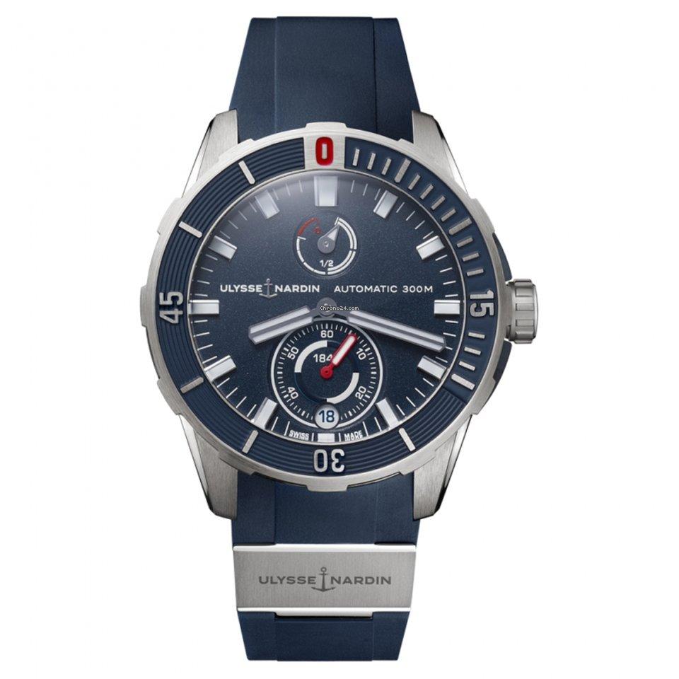 Ulysse Nardin Marine 11831703/93 new