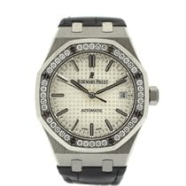 Audemars Piguet Royal Oak Lady Stahl 37mm