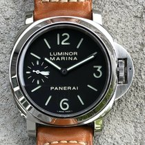 Panerai Luminor Marina Steel 44mm Black Arabic numerals Australia, Keysborough