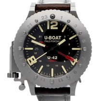 U-Boat Titanium 50mm Automatic 8095 new
